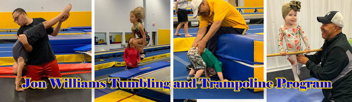 Jon Williams Tumbling and Trampoline Program